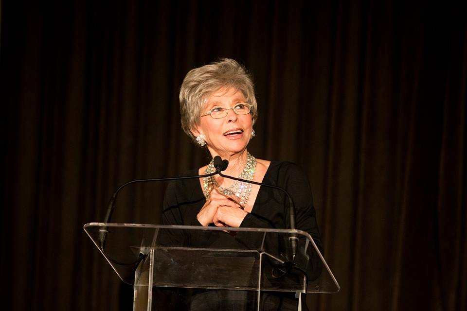 Rita Moreno performance at Hispanics in Philanthropy 30th Anniversary Gala 2014