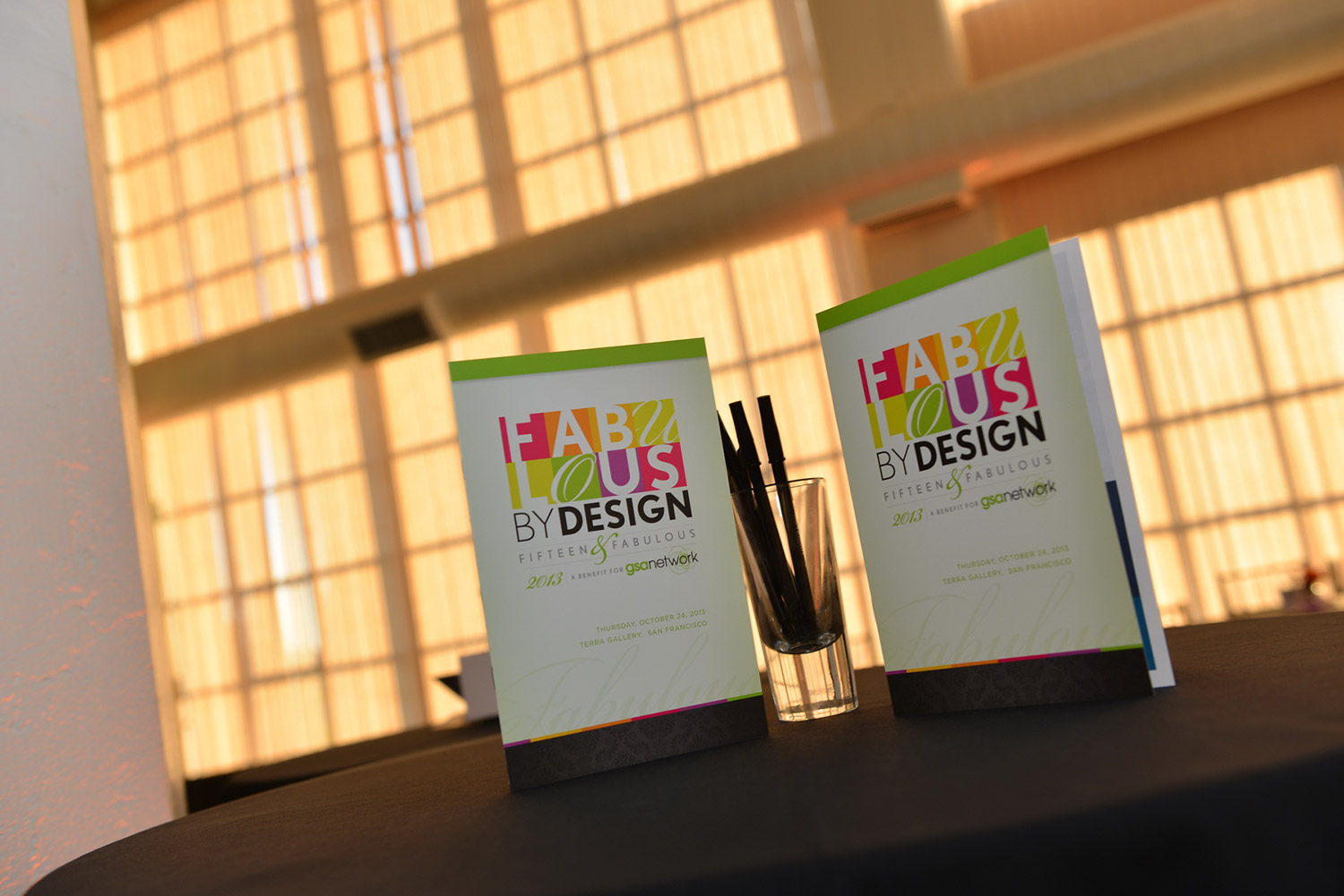 GSA Fabulous by Design 2013
