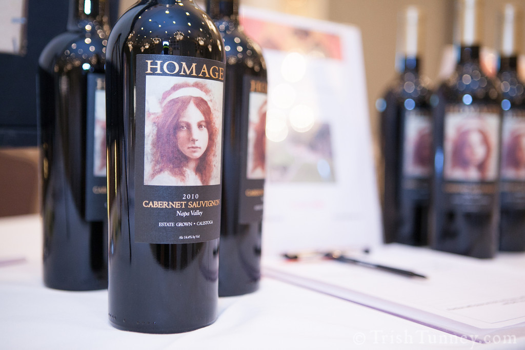 Horizons Foundation Auction- Homage Wine 2013